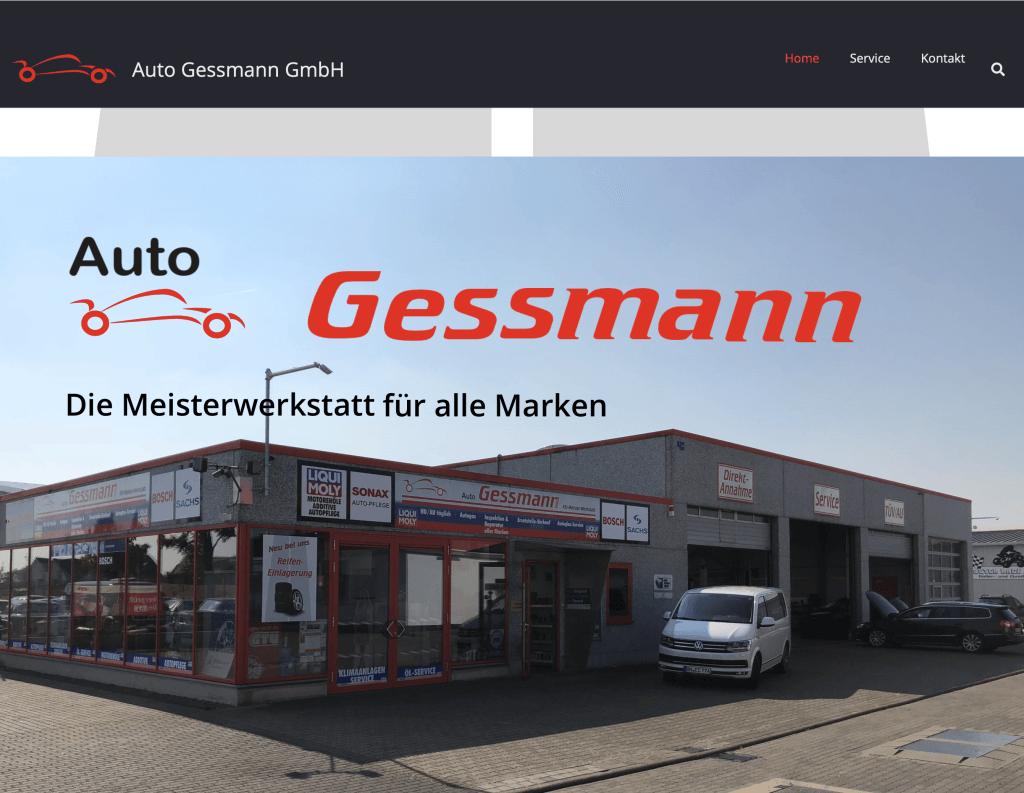 """Seit über 30 Jahren ist der KFZ-Meisterbetrieb """"Auto-Gessmann"""" eine feste Institution in Erftstadt-Gymnich"""